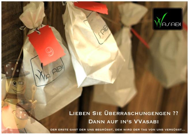 VVasabi, veganes Sushi, Leipzig, Connewitz