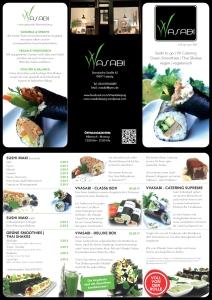 wasabi flyer